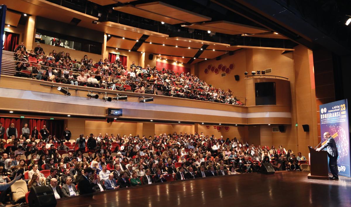 6. Eğitim Teknolojileri Konferansı Doğuş Üniversitesi Ev Sahipliğinde Gerçekleşti