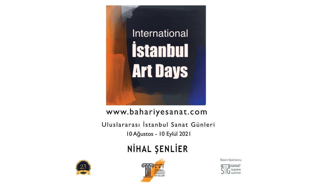 Mimarlık Bölümü Öğretim Üyemiz Prof. Dr. Nihal ŞENLİER Uluslararası İstanbul Sanat Günlerinde!