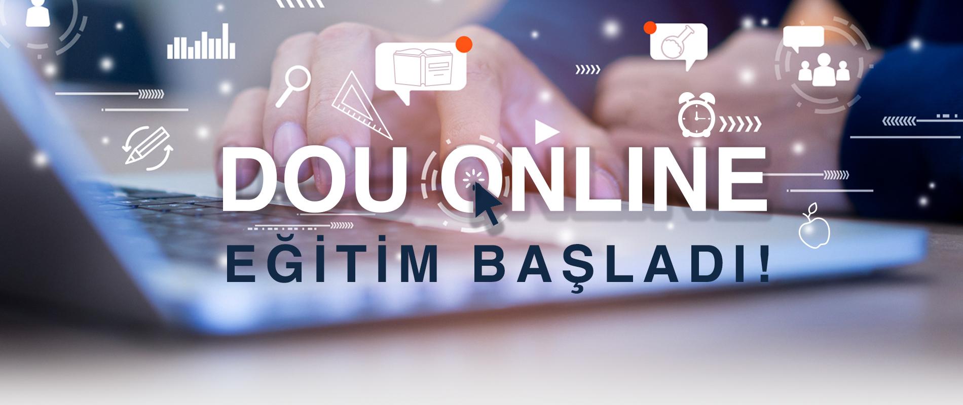 DOU Online 2020 Başladı